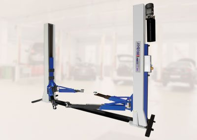 Ponte sollevatore Weber Expert Serie elettroidraulico a 2 colonne Autolift 5.0