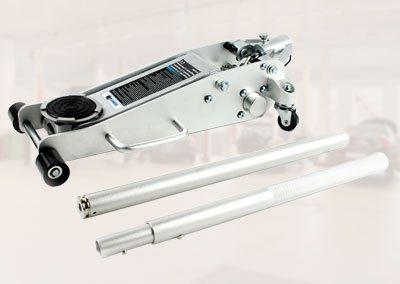 Cric 1500 kg – Ultra leggero, in alluminio