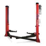 Ponte sollevatore elettroidraulico 2 colonne Weber Profi-Serie QSD-3500