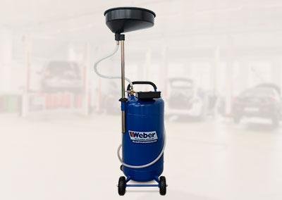 Recuperatore olio esausto WZ-AB85